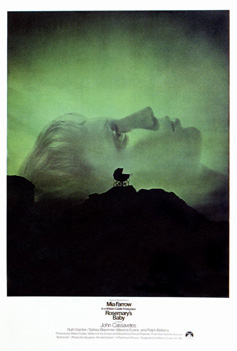 Rosemary's Baby poster
