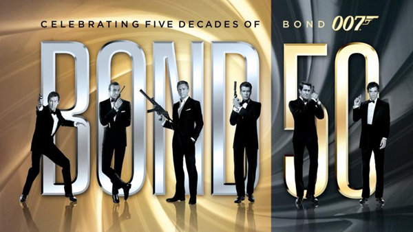 Bond 50 007 By the Numbers: Every James Bond Statistic You Never Knew You Needed to Know