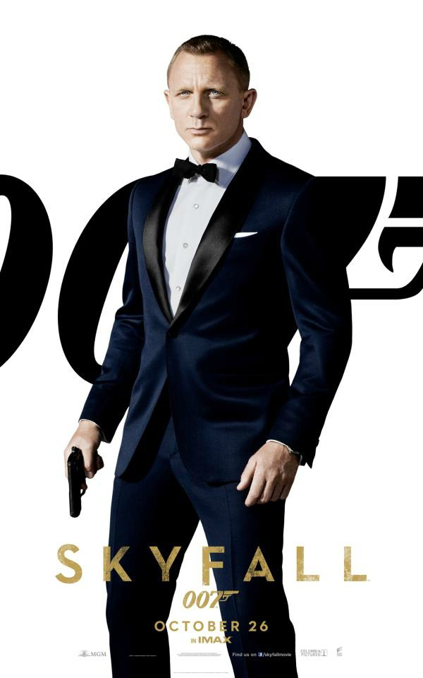 bond007 skyfall Box Office Report: Can Twilight and Skyfall Help 2012 Become the Biggest Box Office Year in History?