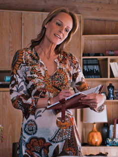 Helen Hunt in 'The Sessions'