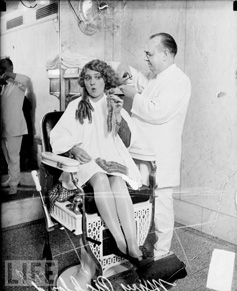 Mary Pickford's Famous Haircut