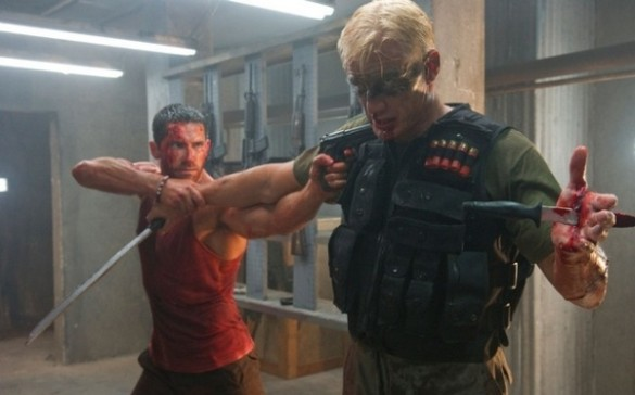 Universal Soldier 4 Lundgren and Adkins