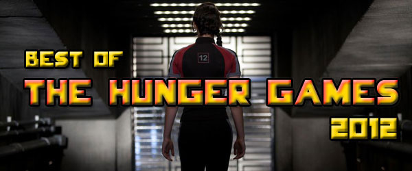 The Best of The Hunger Games 2012