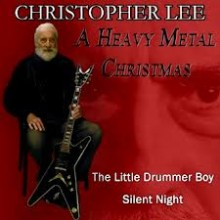 Christopher Lee metal album