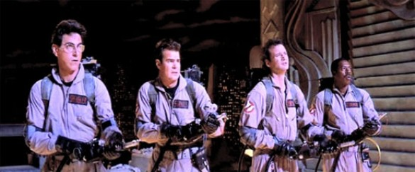 Ghostbusters still photo