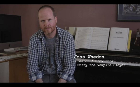 Joss Whedon Showrunners Documentary