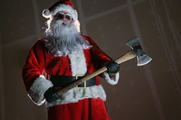 Silent Night's Killer Santa