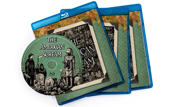 american scream giveaway Best of the Week: Sam Jackson Interviewed, Christmas Releases Reviewed, and More