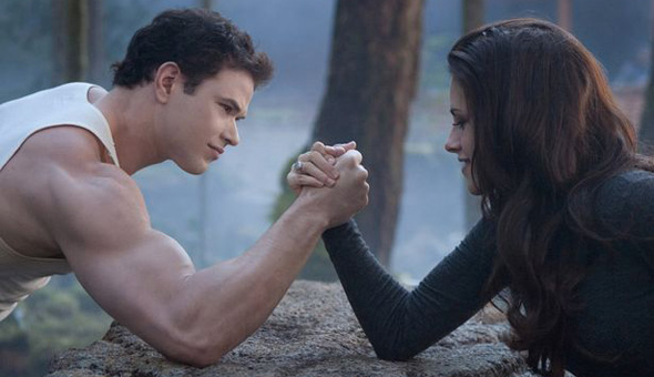 Bella in Breaking Dawn Pt 2