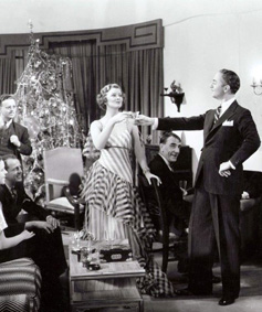 The Thin Man Christmas Toast