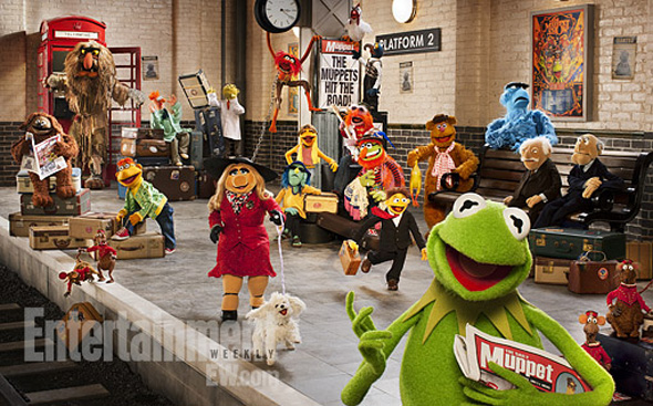 Muppets Again promo image