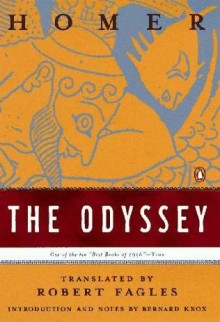 Odyssey novel cover