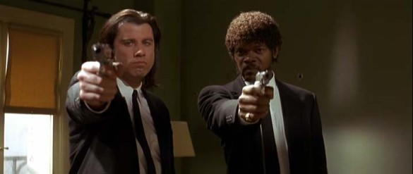 Pulp Fiction vincent and Jules