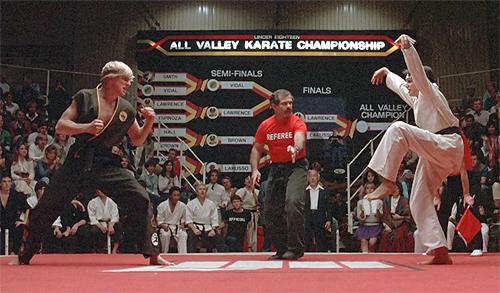 Non, non, et non, tu ne gardes pas ta  meilleure technique pour le dernier combat, sinon tu n'arriveras PAS au dernier combat !