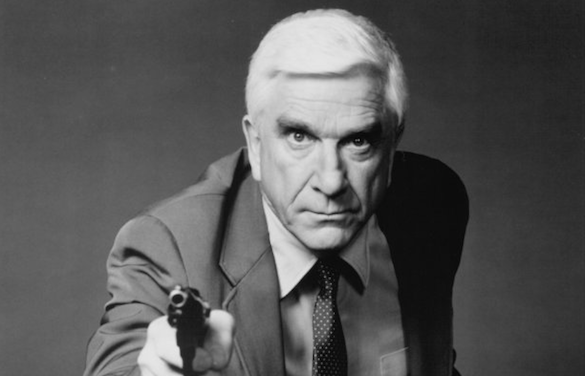 leslie nielsen A Complete Guide to Who Parodies Who in the Movies
