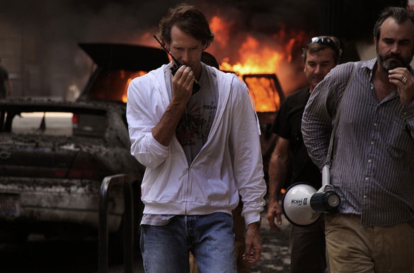 michael bay transformers 3 set What Do Michael Bays Friends And Co Workers Actually Think About Him?