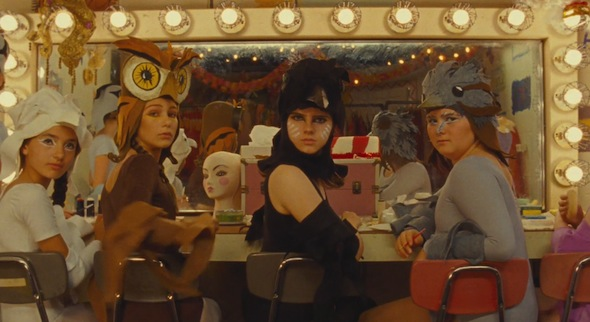 moonrise kingdom costumes Which Golden Globe Nominees Are You Rooting For This Sunday?