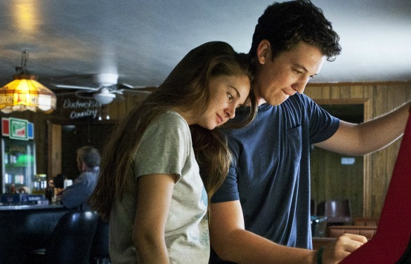thespectacularnow The Spectacular Now and the Return of the Great Coming of Age Movie