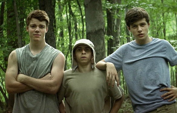 'The Kings of Summer' Red Band Trailer: Meet Summer's First Great Comedy...