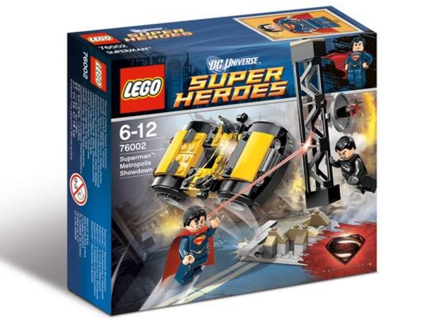 40%20Lego Man of Steel Countdown: Get Caught Up with the Latest News in the World of Superman
