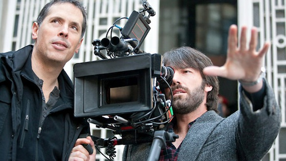 argo Ben Affleck Wins DGA, Plus: Watch the Crazy Short Film That Launched His Directorial Career