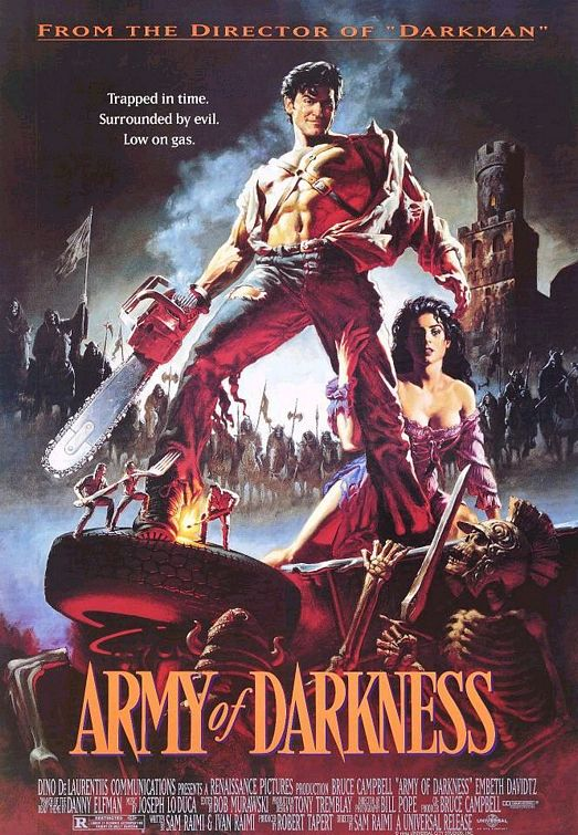 army of darkness Youre Old: Army of Darkness Came Out 20 Years Ago Today