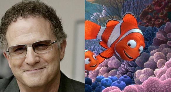 mdc albert brooks finding nemo Movie News: Nicolas Cage Books Thriller; Albert Brooks Returning in Finding Nemo 2; G.I. Joe: Retaliation TV Spots