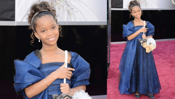 Quvenzhane Wallis (Photo by Jason Merritt / Getty Images)