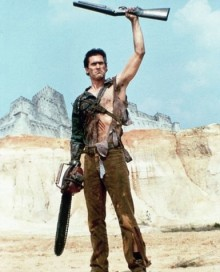 Army of Darkness Ash Boomstick