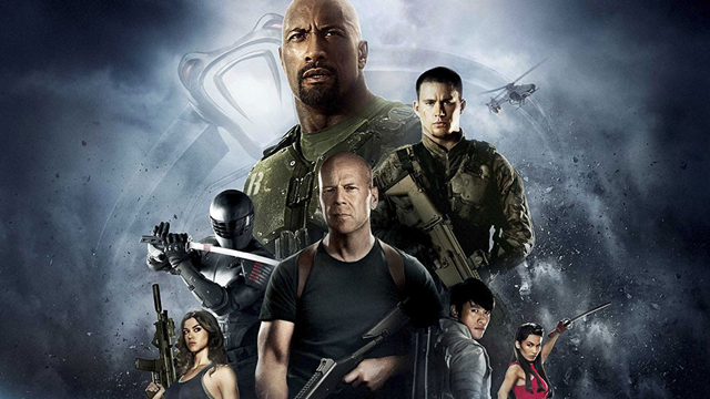 G I  Joe: Retaliation' Writers Offer Updates on 'Cowboy
