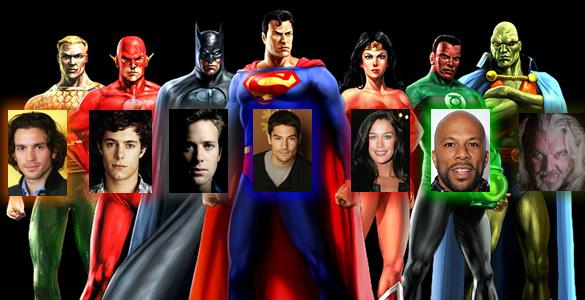 Pics Photos Justice League Mortal Videos Video