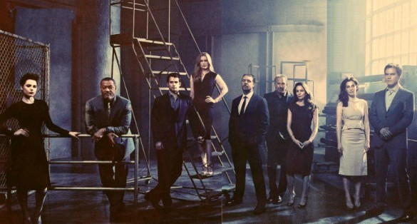Man of Steel cast photo