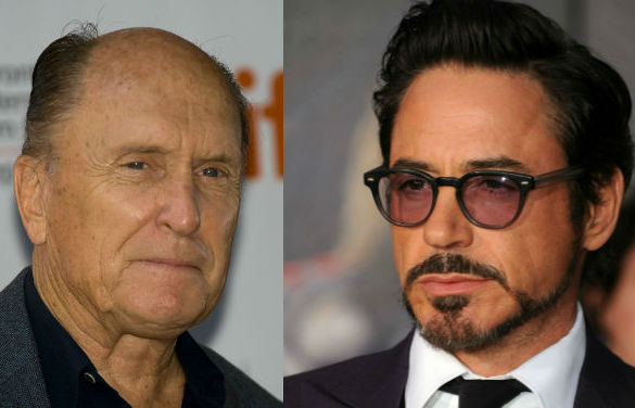 Robert Duvall / Robert Downey Jr.