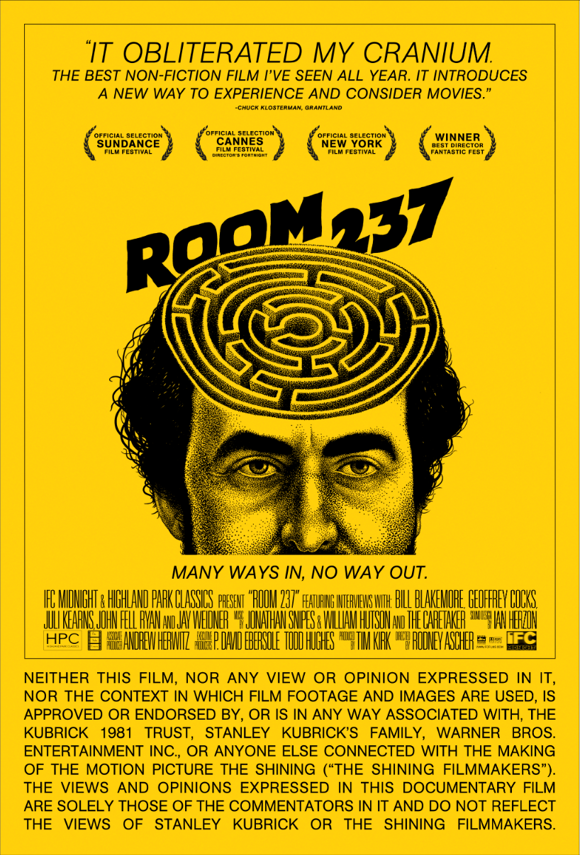 Check Out This Trippy Alternate Poster For Room 237