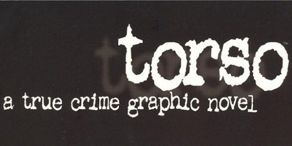Torso graphic novel cover