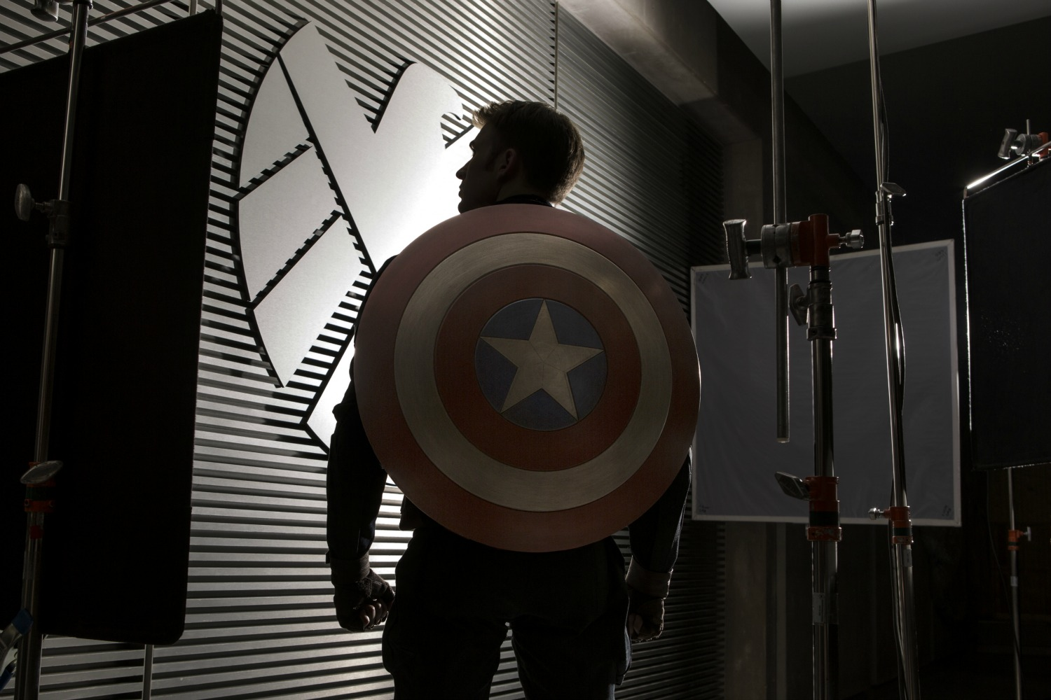 Marvel Studios Release Marvels The Avengers Production On Highly Anticipated Captain America Winter Soldier Has