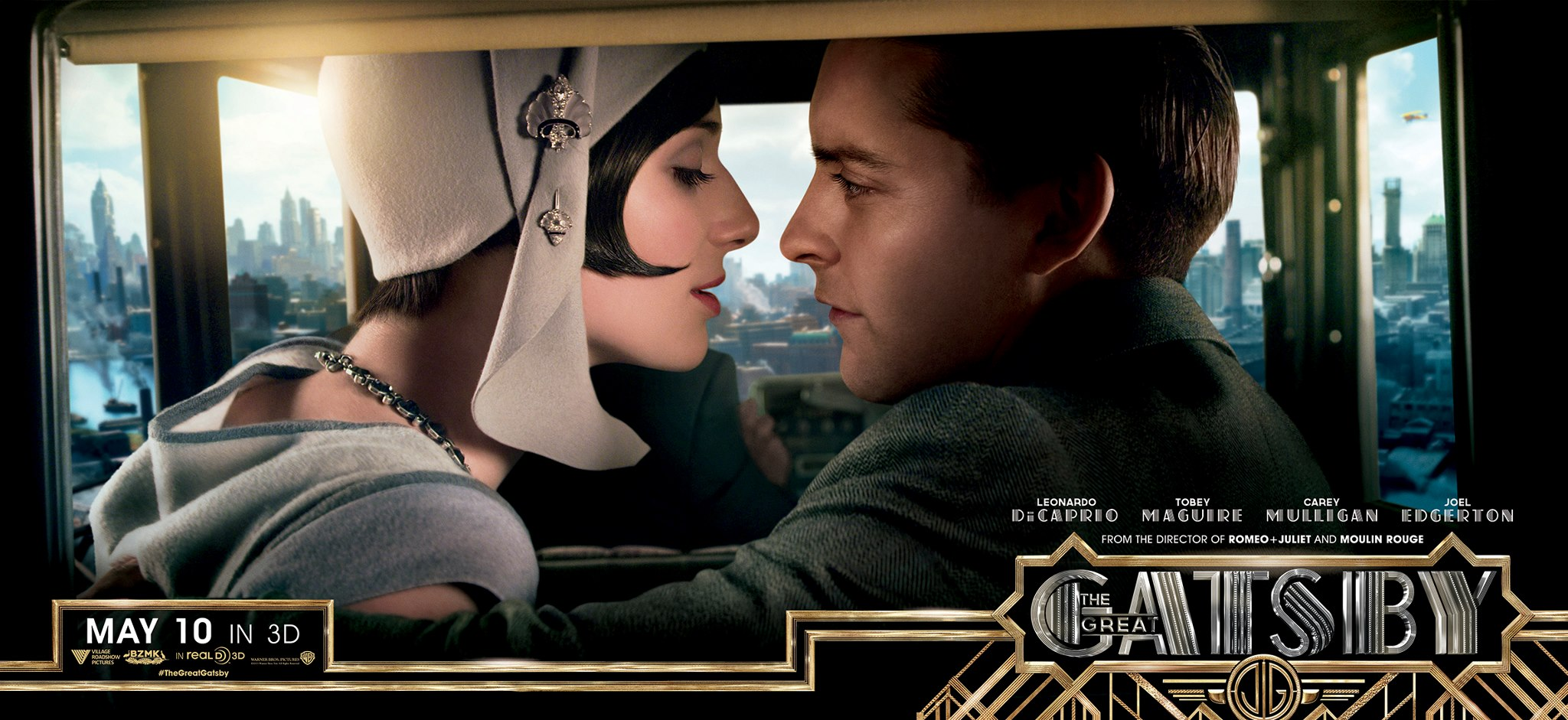 deception in the great gatsby I am not who you think in the great gatsby, f scott fitzgerald shows the characters daisy and gatsby putting on fake exteriors throughout the novel to reveal that.