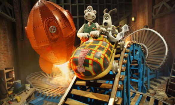 Wallace and Gromit Thrill-O-Matic