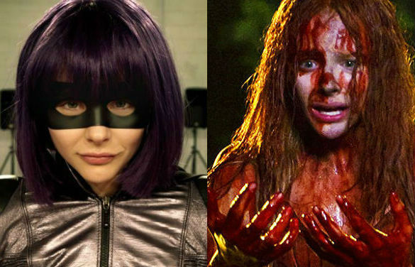 Kick-Ass 2 / Carrie