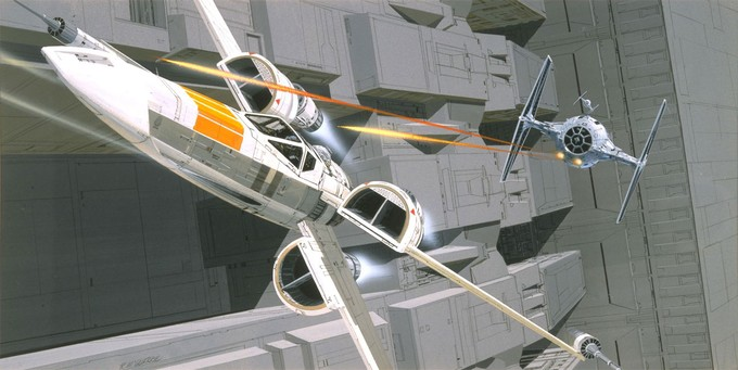 'Star Wars Rebels' Series Inspired by Ralph McQuarrie Art; May Also Be Tied to Future 'Star War...