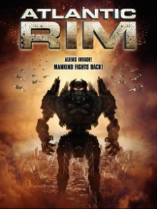 Atlantic Rim poster The Asylum