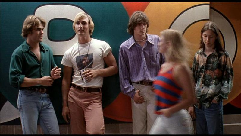 Dazed And Confused Movie