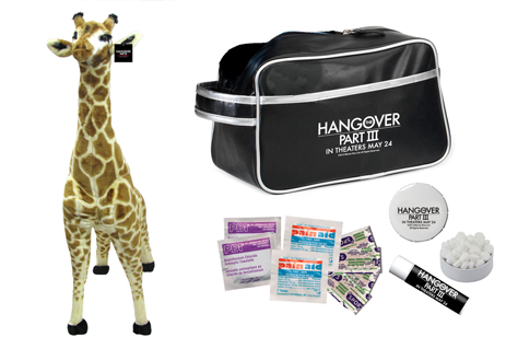 Giveaway: Super Rad 'The Hangover Part III' Prizes...