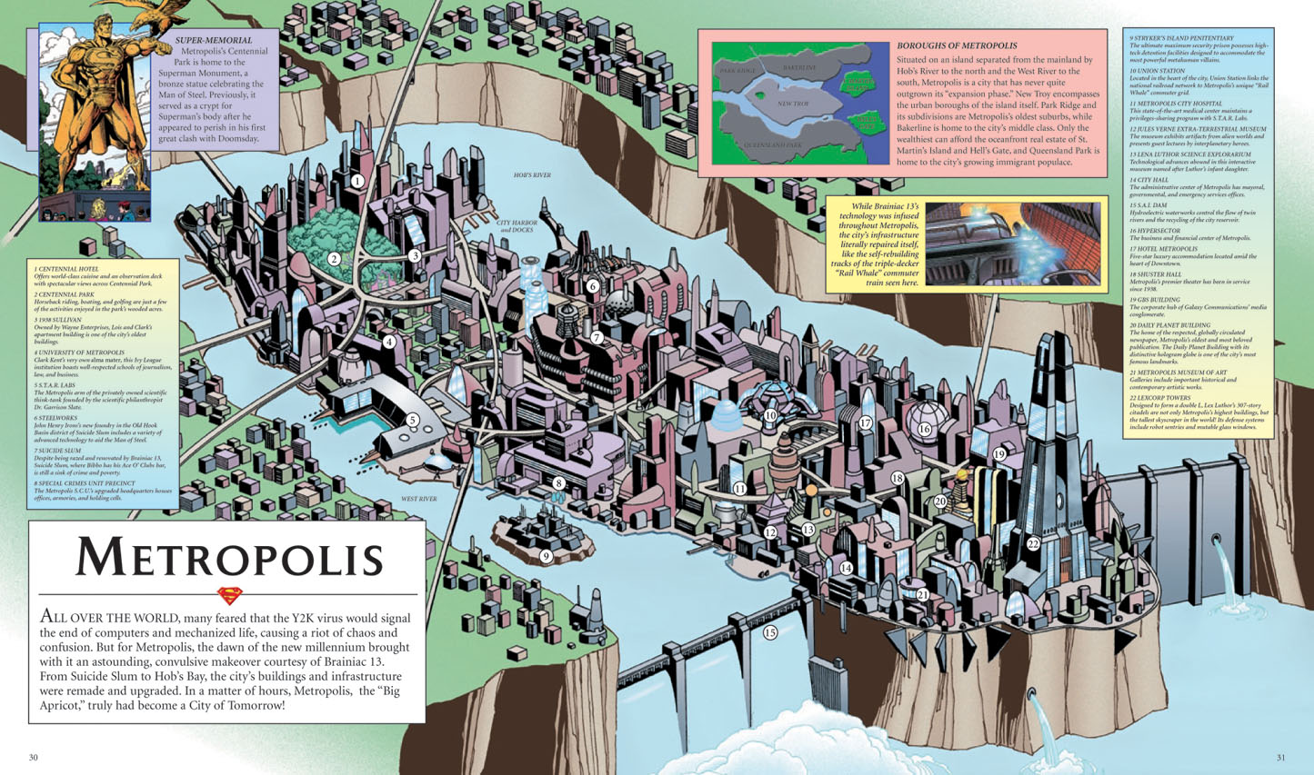 Where Exactly Is Metropolis in \'Man of Steel\'?   Movie News   Movies.com