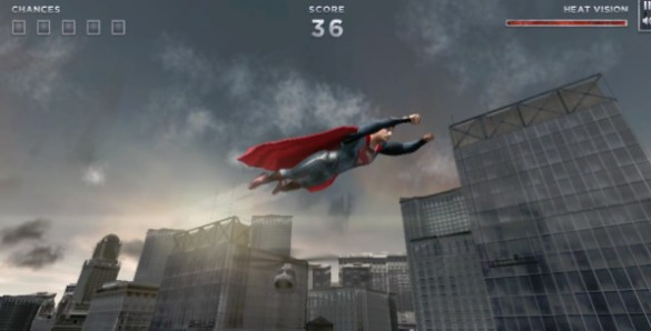 Superman Metropolis Mayhem game