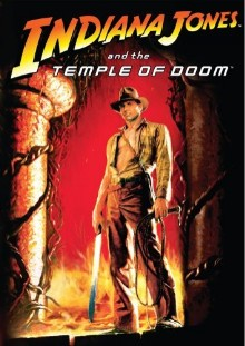 temple of doom cover art