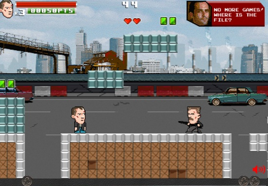 You Can Play a 16-Bit 'Die Hard' Video Game Right Now...