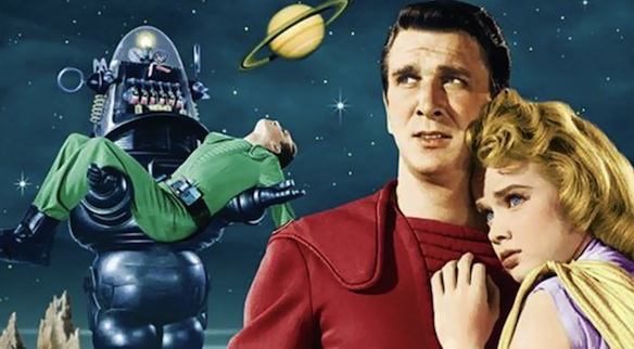 The Last Sci-fi Blog: What 'Forbidden Planet' Can Teach the Modern 'Star Trek' Franchise...