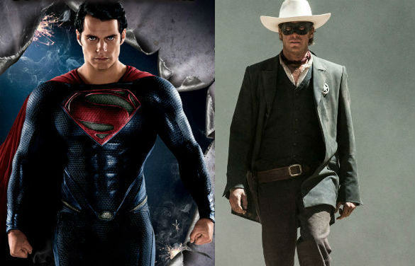 Man of Steel / The Lone Ranger