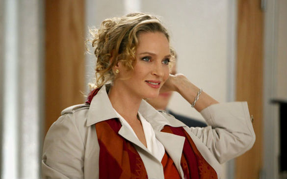 Movie News: Uma Thurman Takes on Antigay Activist; Trailers for 'Last Vegas' and 'The Hangover ...